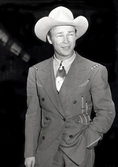 ROY ROGERS on the street