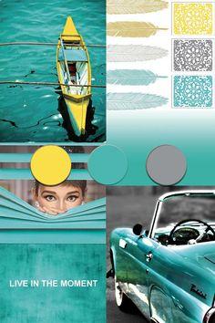 Grey Palette, Colour Pallette, Color Palate, Pantone Colour Palettes, Pantone Color, Color Trends, Design Trends, Colour Board, Colorful Interiors