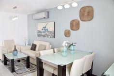 decoracion de salas comedor para casas de infonavit - Buscar con Google #casaspequeñasinfonavit