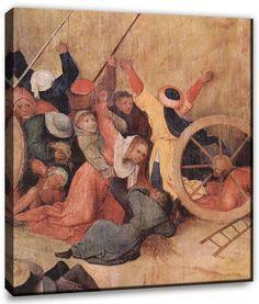 Hieronymus Bosch: Der Heuwagen