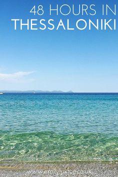 48 Hours in Thessaloniki, Greece – with top travel tips from locals! - Travel Tips Europe Travel Tips, European Travel, Travel Advice, Travel Destinations, Travel Ideas, Mykonos, Santorini, Creta, Just Dream