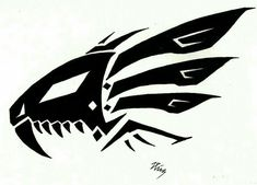 Tattoo Sketches, Tattoo Drawings, Art Sketches, Art Drawings, Tribal Drawings, Tribal Art, Body Art Tattoos, Tribal Tattoos, Cool Symbols