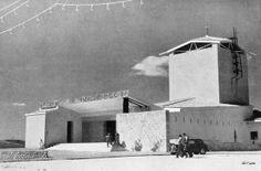 Burgo La Martella (1952, Matera, Italia).