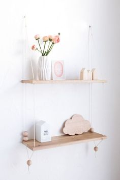 Étagères Inspirations scnadinaves Hello Blogzine , décoration scandinave , scandinavian home