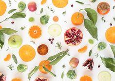 Food Collages by Julie Lee | Inspiration Grid | Design Inspiration