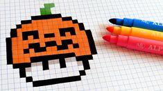 Halloween Pixel Art - How To Draw a Bat #pixelart | pixel art ...