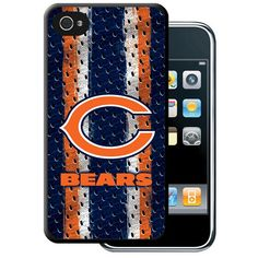 Iphone 4/4S Hard Cover Case - Chicago Bears