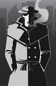 Film Noir Detective - Character Inspiration - DEATH film noir detective - Google Search