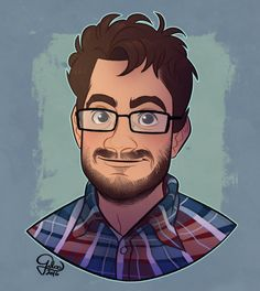 GalooGameLady Black Cartoon, Cartoon Man, Cartoon Faces, Cartoon Drawings, Cute Drawings, Character Design Animation, Character Drawing, Character Creation, Vector Portrait