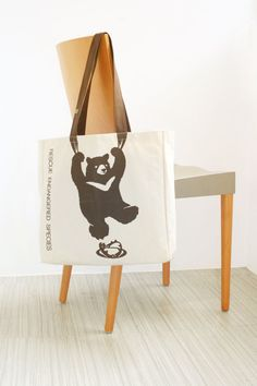 Save the planet tote bag on Behance