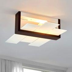 Deckenleuchten Licht & Beleuchtung Moderne Led-deckenleuchte Led Decke Licht Für Foyer Wohnzimmer Schlafzimmer Küche Schwarz Und Weiß Kreative Mode Decke Lampe Moderater Preis