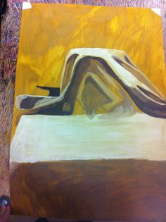 oil painting - 29th October