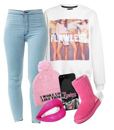 FLAWLESS by mindlessjadenator on Polyvore featuring polyvore, fashion, style, Untitled & Co and UGG Australia