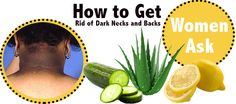 Unfortunately many people suffer from dark skin around the neck and back. This condition is known as acanthosis nigricans. It is characterized by hyperpigmentation of the skin along the folds and creases in the body. http://linktobeauty.com/remedies-dark-necks-backs/