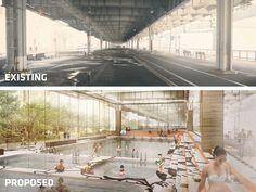 elevated public plazas - Google Search