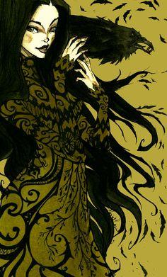 The Raven by AbigailLarson on deviantART