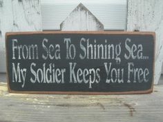 Primitive Sign from Signs of Patriotism on etsy.com