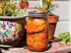 Moscato apricots