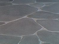 PREMIUM Bluestone Crazy Paving Flagstone pool pavers with all natural edges. This is not offcut material. Now available in 20mm and 30mm thickness.