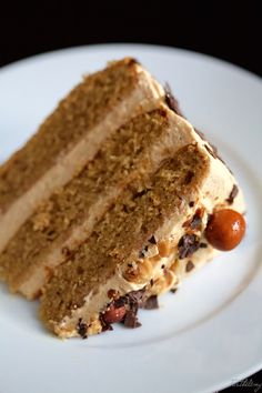 Tarta de Baileys y dulce de leche Food Cakes, Cupcake Cakes, Other Recipes, Sweet Recipes, No Bake Desserts, Delicious Desserts, Spanish Desserts, Pastry Cake, Bakery Recipes