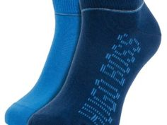 Two Pack Trainer Sock Dark Blue – Summer 16 Was £13.00 | Now £9.10 http://tidd.ly/c768d01d