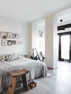szary apartament // grey apartment