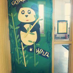 Panda door!