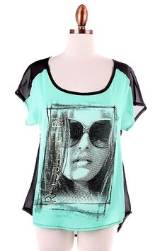 Lady fly mint, $30.00 by Appealing Boutique