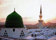 القبة الخضراء ...