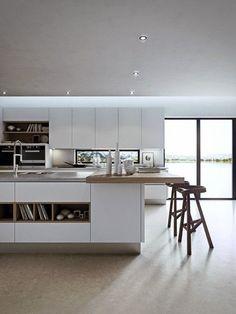 Norse White Design Blog: Kitchen Breakfast Bar