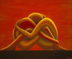 ...Lovers Knot - Christine Wilson