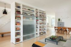 Great White - A Bright, Airy Home Renovation by Designpad Architecture - Lonny