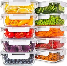 Glass Food Storage Containers with Lids – Glass Containers for Food Storage with Lids 20 Pcs. Glass Meal Prep Containers Glass Storage Containers with Lids Glass Lunch Containers Glass Food Containers – Online Cooking Store - Keto fat bombs Meal Prep Containers, Food Storage Containers, Glass Containers, Storage Jars, Shawarma, Sin Gluten, Gluten Free, Glass Food Storage, Kitchen Storage