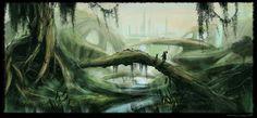 Fantasy Landscape by MAKS-23 on DeviantArt