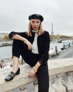 Style Spotlight: 5 reasons to put fashion influencer and photographer Vivian Hoorn on your watch list | Husskie