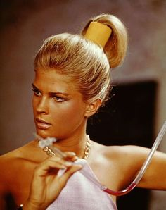 """Candice Bergen from """"The Day the Fish Came Out"""" - 1967"""