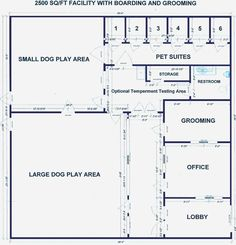 Dog Boarding Kennel Plans | Write about hairstyles, nail design, and health issue for woman