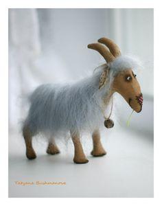 Новая игрушка от замечательного мастера  Татьяны Бушмановой