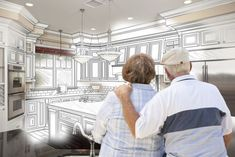 4 Mistakes Seniors Make When Remodeling | Remodeling advice with an eye to aging-in-place #remodelingadvice #remodelingtools
