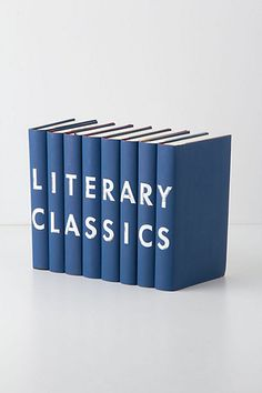 literary classics book collection