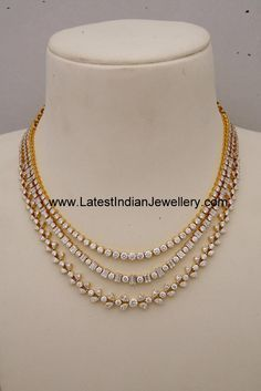 Lovely Designer Diamond Jewellery Gallery