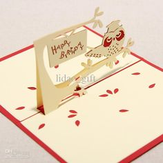 Love bridge handmade pop up 3d paper greeting cards pop up books kirigami wedding cerca con google m4hsunfo