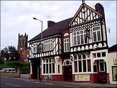 The Bell and Bear Pub. Snow Hill, Shelton, Stoke On Trent.