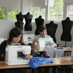Pracownia krawiecka. #KSAkrakow #Fashionschool