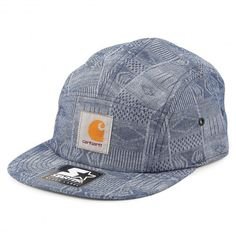#carhartt #carharttwip #carharttworkinprogress #workinprogress #cap #caps #hat #hats #camper #5panel CARHARTT Apache Starter jacquard blue casquette 5 Panel 39,00 € #skate #skateboard #skateboarding #streetshop #skateshop @playskateshop