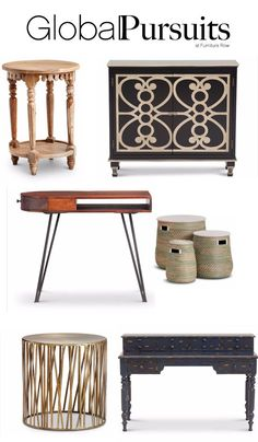 Furniture Row Global Pursuits - Home is Here Good Night Sleep, End Tables, Your Space, Entryway, Blog, Inspiration, Furniture, Design, Home Decor
