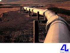 #ConstructoraVeracruz ¿Qué es un gasoducto? LA MEJOR CONSTRUCTORA DE VERACRUZ. Un gasoducto es una conducción que sirve para transportar gases combustibles a gran escala y es muy importante su función en la actividad económica actual. En Grupo ALSA, fabricamos e instalamos gasoductos y oleoductos para interconexión y conducción de hidrocarburos y sus derivados. Le invitamos a conocer más acerca de nuestros servicios en www.grupoalsa.com.mx.