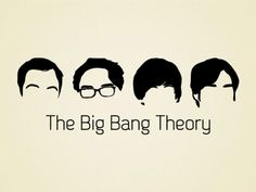 The Big Bang Theory this would be cool as a t shirt iron on:)