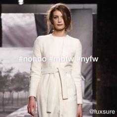 ▶ Nonoo #mbfw #nyfw - http://flipagram.com/f/HyutPV3fKT