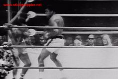Stickgrappler's Sojourn of Septillion Steps: THIS DATE IN HISTORY: Muhammad Ali vs Brian London (Aug 6, 1966)